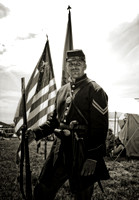 Cheadle Lake Civil War Reenactment 2008