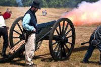 Willamette Mission Civil War rendezvous 2009